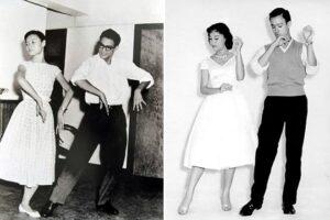 Брюс Ли танцует ча-ча-ча