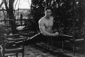 Скотт Эдкинс - мастер боевых искусств