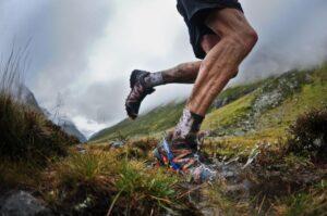 обувь при беге в гору