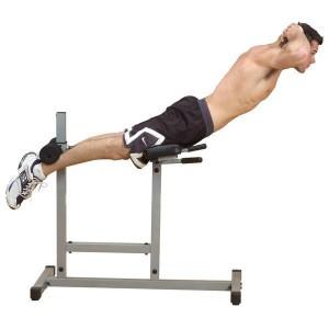 Упражнение гиперэкстензия при котором тело параллельно полу