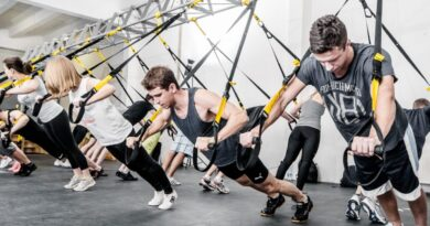 Упражнения на петлях ТРХ