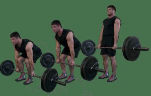 Техника выполнения становой тяги