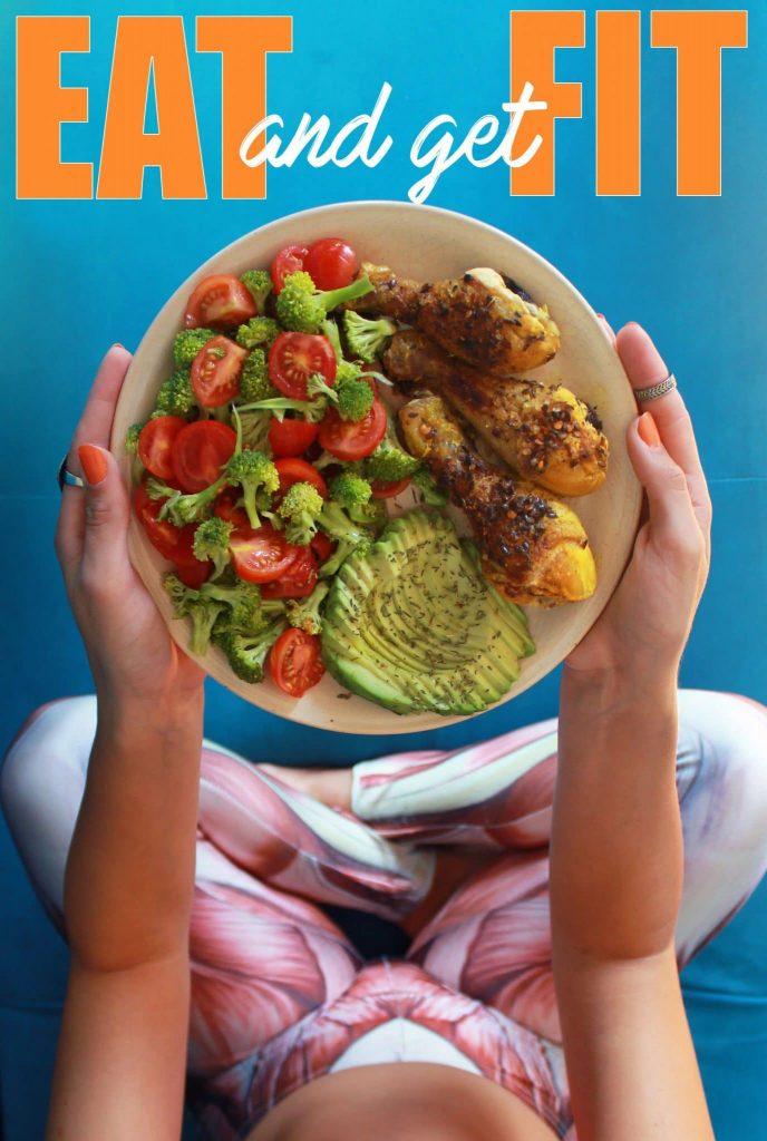 10 принципов питания для девушек занимающихся фитнесом