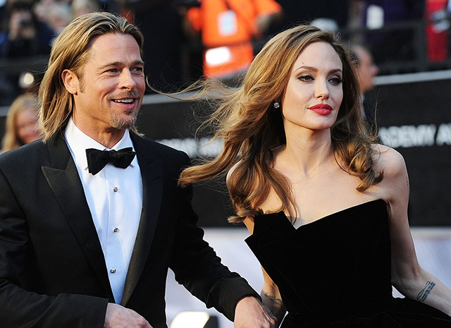 Джоли и Брэд