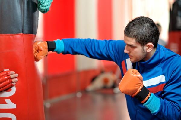 Советы для тренировок на боксерском мешке