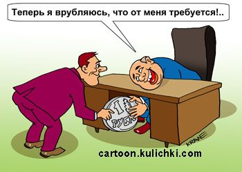 уровень коррупции