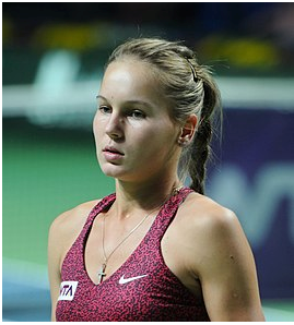 Вероника Кудерметова