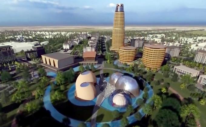 «Bukhara City»
