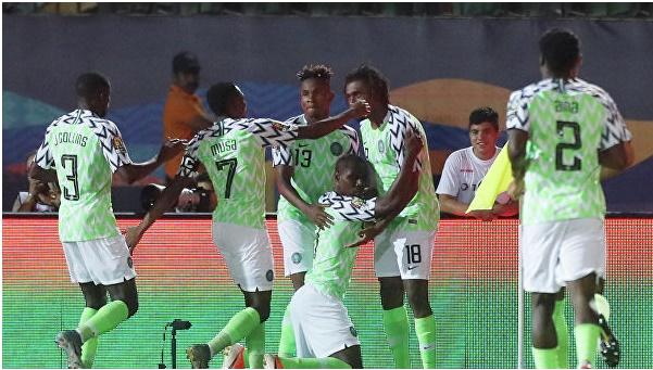 Кубка Африки-2019