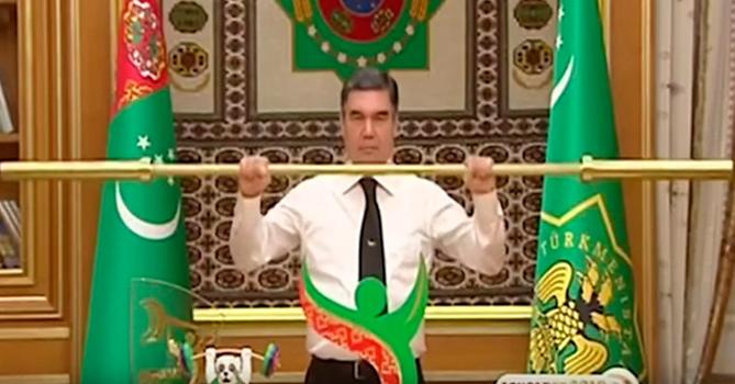 Туркменские артисты