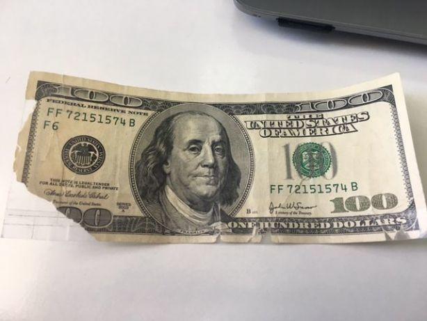 иностранных банкнот