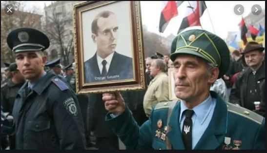 бандеровцы Украина