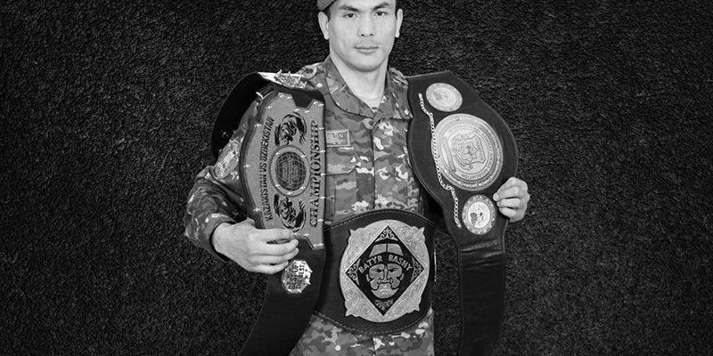 Узбекский гладиатор