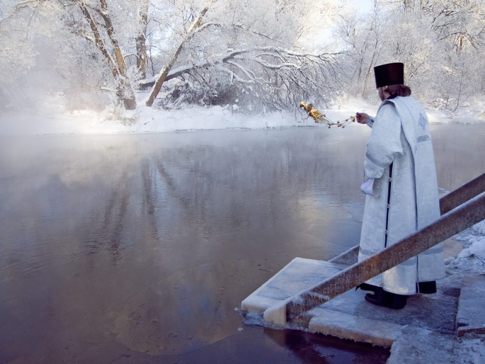 Крещенских