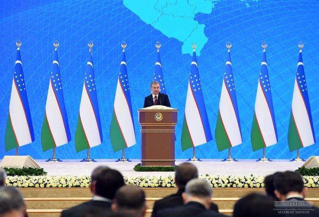 Послание президента Узбекистана