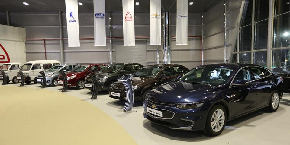 узбекские автомобили