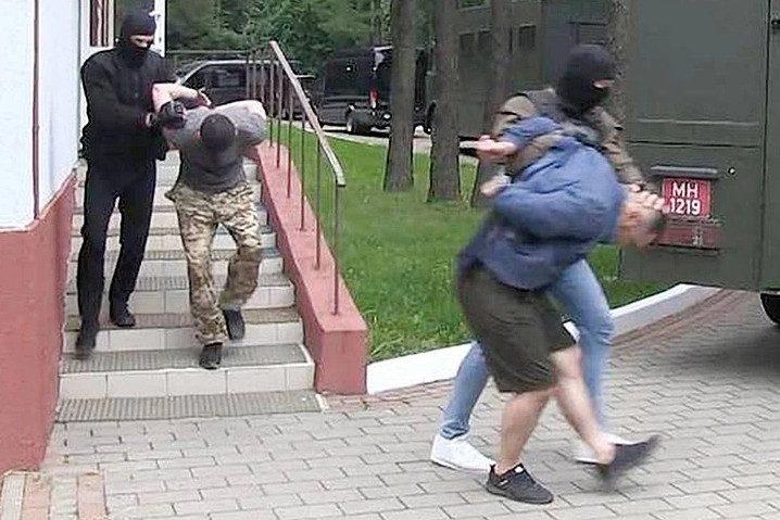 Белорусские силовики