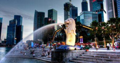 Сингапур блокчейн