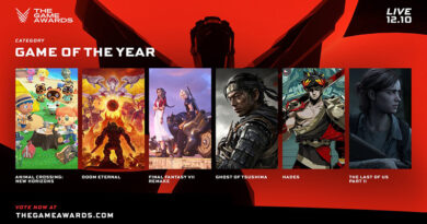 The Game Awards 2020