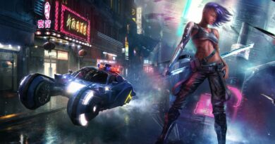 быстрый бег в Cyberpunk 2077