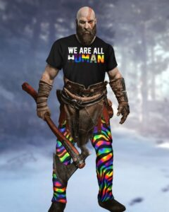 новый бог войны